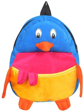 Tickles Best Colourful Soft Bag ( 3 L )