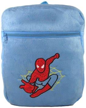 Tickles Blue Web Man Bag Stuffed Soft Plush Toy 34 Cm ( 3 Liters )
