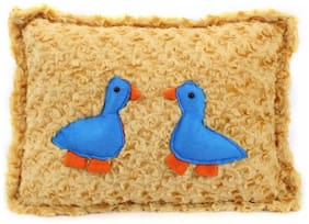 Tickles Brown Soft Toy Cushions-42 Cm