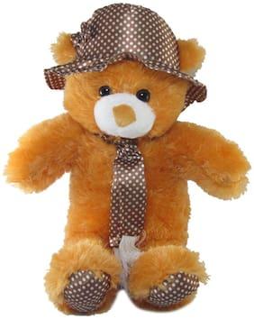 Tickles Brown Teddy Bear - 40 cm