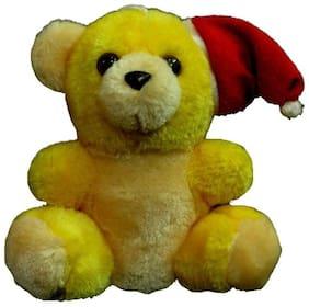 Tickles Car Hanging Santa teddy Stuffed Soft Plush Toy For kids Boys Girls 10 cm