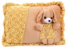 Tickles Cuddly Dog Cushion Soft toy Soft Stuffed For Kids 38 cm