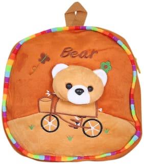Tickles Cute Teddy School Bag 30 cm ( 4 L )