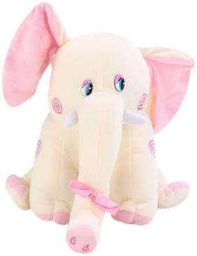 Tickles Cute Elephant Toy - 30 Cm