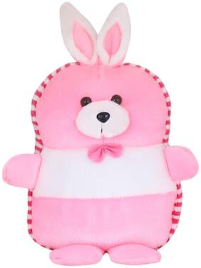 Tickles Cute Bunny Shoulder School Bagpack for Nursery Kids Girls Boys 35 cm