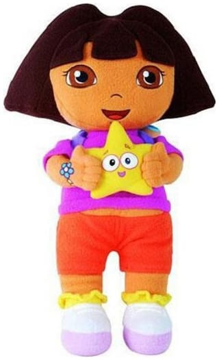 Tickles Dara Soft Doll Stuffed Soft Plush Toy For Kids 45 cm
