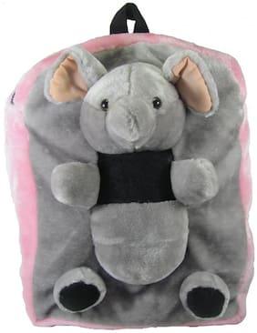 Tickles Elephant Shoulder Bag 35cm ( 3 L )