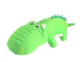 Tickles Green Crocodile Soft Toy (Size- 29 cm)