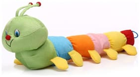 Tickles Multi Catterpillar Big Stuffed Soft Toy - 70 Cm