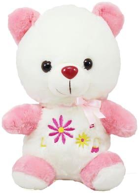 Tickles Pink Teddy Bear - 25 cm