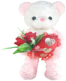 Tickles Pink Teddy Bear - 45 cm