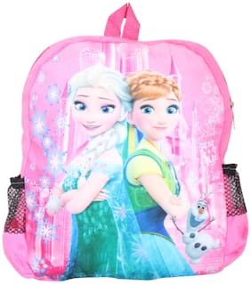 Tickles Princess Printed Soft school 32 cm ( 3 L )