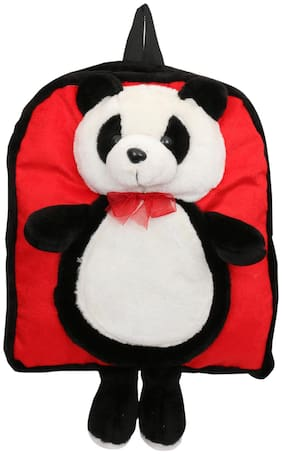 Tickles Red And Black Panda Bag ( 3 Liters )
