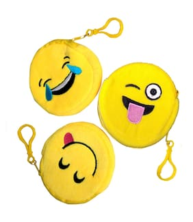 e5b4e3879f3 Tickles Smiley Tongue out Laugh and Love Coin Purse Pocket Pouch For Girls  Womens Kids