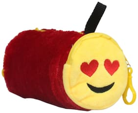 Tickles Soft Love smiley Stationery Pouch Makeup Kids Women25 cm
