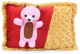 Tickles Teddy Cushion