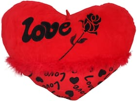 Tickles Valentine soft heart cushion 40 cm