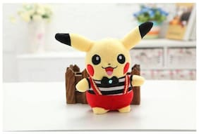 Tickles Very Cute Baby Pokemon Pikachu Soft Stuffed For Kids 25cm