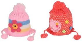 TieKart Boy Wool Cap - Multi