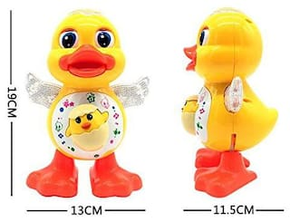 Tiny's world Yellow Duck