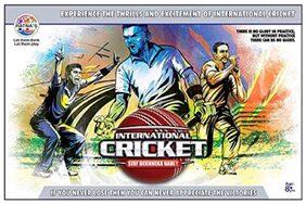 Tiny's World Cricket board game