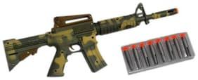 Tiny's World Army gun