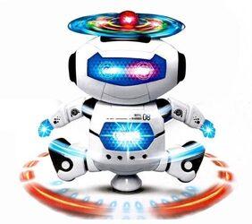 Tiny's World Robot