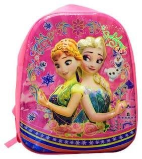 Tinytot Designer Kids School Bag (Pink)