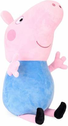 TIVEDA Peppa Pig George Soft Toy