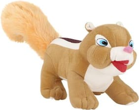 TIVEDA Squirrel Toy Soft Stuffed for Kids