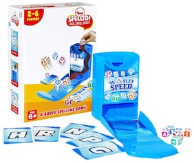 Toiing Spelltoi Educational Learning Board Game for Spelling and Forming Words for Kids