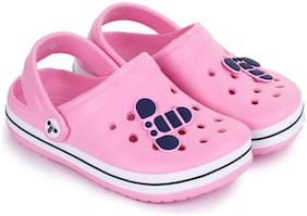 toothless Pink Girls Casual Shoes