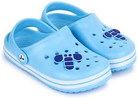 toothless Blue Girls Sandals