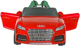 Toyhouse Audi TTS Rechargeable Battery Operated Ride-on car for Kids