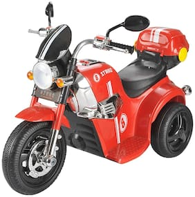 Toyhouse Samurai Strike 8 Rechargeable Battery Operated Ride on Bike for kids