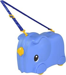 TOYKING FUN RIDE BABY SUIT CASE (BLUE)