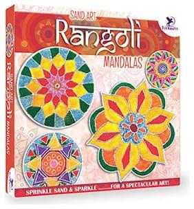 Toykraft Art and Craft - Sand Art Rangoli - Mandalas - Best Gift | Toykraft