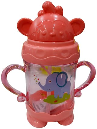 Toys Factory Cute Design Sipper With Handle For Kids