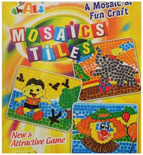 Toys Factory Awals Mosaic Tiles puzzle