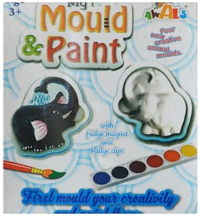 Toys Factory Awals My Mould & Paint