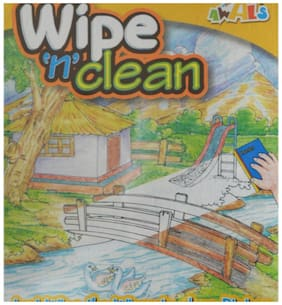 Toys Factory Awals Wipe 'n' Clean