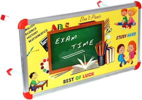 Toysons Exam Time Bed Table Writing And Game Table For Study And Bed Table For Kids With Normal Folding Legs