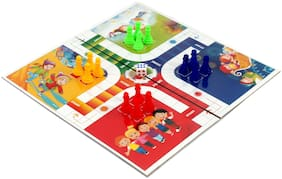 Toysons Ludo And Snakes And Ladders 12 Board