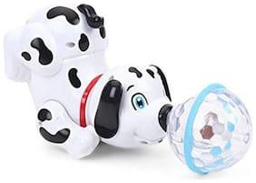 Toyvala Dancing Dog with Music Flashing Lights
