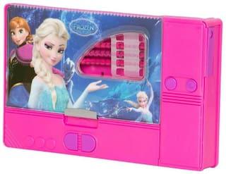 Toyvala Disney Frozen Cartoon Multifunctional Art Plastic Pencil Box