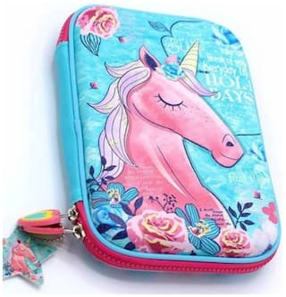 Toyvala Unicorn Pencil Pouches For Kids
