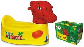 TOYZONE Giraffe Potty Seat