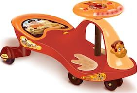 TOYZONE Ride-On Car Chhota Bheem Deluxe Magic Car