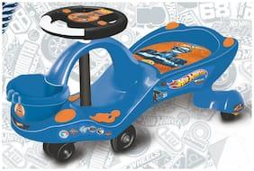 TOYZONE Ride-On Car Eco Hotewheels Magic Car