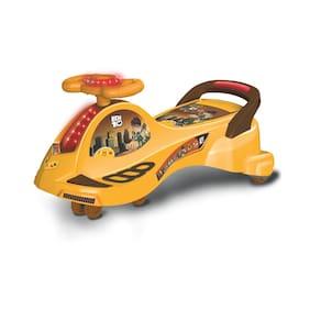 TOYZONE Ride-On Car Ben10 City Magic Car